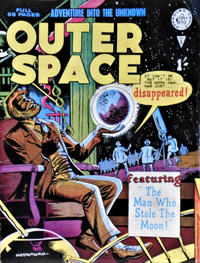 Cover Thumbnail for Outer Space (Alan Class, 1961 ? series) #1