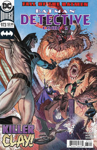 Cover Thumbnail for Detective Comics (DC, 2011 series) #973