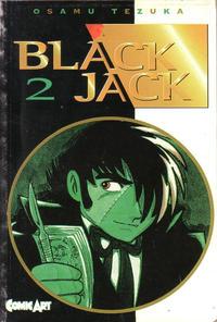 Cover Thumbnail for Black Jack (Comic Art, 1997 series) #2