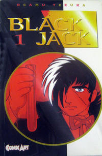 Cover Thumbnail for Black Jack (Comic Art, 1997 series) #1