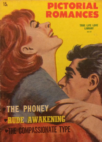 Cover for True Life Love Library (Magazine Management, 1966 ? series) #50-32
