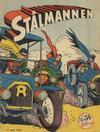 Cover for Stålmannen (Centerförlaget, 1949 series) #34/1951