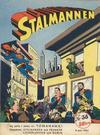 Cover for Stålmannen (Centerförlaget, 1949 series) #38/1951