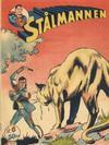 Cover for Stålmannen (Centerförlaget, 1949 series) #6/1952