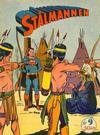 Cover for Stålmannen (Centerförlaget, 1949 series) #9/1952