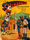 Cover for Stålmannen (Centerförlaget, 1949 series) #14-15/1952