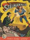 Cover for Stålmannen (Centerförlaget, 1949 series) #2/1954