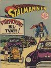 Cover for Stålmannen (Centerförlaget, 1949 series) #22/1956