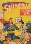Cover for Stålmannen (Centerförlaget, 1949 series) #18/1957