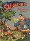 Cover for Stålmannen (Centerförlaget, 1949 series) #8/1958