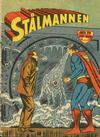 Cover for Stålmannen (Centerförlaget, 1949 series) #10/1958