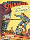 Cover for Stålmannen (Centerförlaget, 1949 series) #25-26/1958