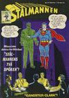 Cover for Stålmannen (Centerförlaget, 1949 series) #14/1966