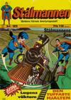 Cover for Stålmannen (Williams Förlags AB, 1969 series) #4/1970