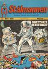 Cover for Stålmannen (Williams Förlags AB, 1969 series) #9/1970