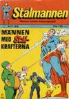 Cover for Stålmannen (Williams Förlags AB, 1969 series) #11/1970