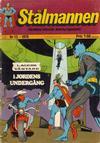 Cover for Stålmannen (Williams Förlags AB, 1969 series) #15/1970