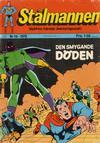 Cover for Stålmannen (Williams Förlags AB, 1969 series) #16/1970
