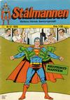 Cover for Stålmannen (Williams Förlags AB, 1969 series) #17/1970
