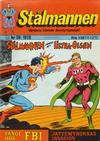 Cover for Stålmannen (Williams Förlags AB, 1969 series) #20/1970