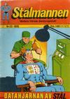 Cover for Stålmannen (Williams Förlags AB, 1969 series) #23/1970