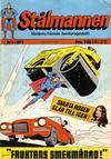 Cover for Stålmannen (Williams Förlags AB, 1969 series) #5/1971