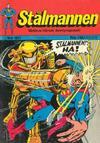 Cover for Stålmannen (Williams Förlags AB, 1969 series) #8/1971