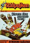 Cover for Stålpojken (Williams Förlags AB, 1969 series) #11/1972