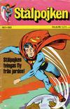 Cover for Stålpojken (Semic, 1983 series) #3/1983