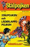 Cover for Stålpojken (Semic, 1983 series) #7/1983