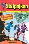 Cover for Stålpojken (Semic, 1983 series) #2/1984
