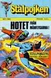 Cover for Stålpojken (Semic, 1983 series) #3/1984