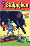 Cover for Stålpojken (Semic, 1983 series) #4/1984