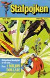 Cover for Stålpojken (Semic, 1983 series) #5/1984