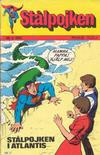 Cover for Stålpojken (Semic, 1983 series) #6/1984