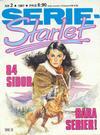 Cover for Seriestarlet (Semic, 1986 series) #2/1987