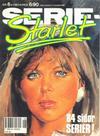 Cover for Seriestarlet (Semic, 1986 series) #6/1987