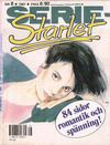 Cover for Seriestarlet (Semic, 1986 series) #8/1987