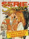 Cover for Seriestarlet (Semic, 1986 series) #6/1989