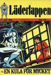 Cover for Läderlappen (Williams Förlags AB, 1969 series) #8/1970