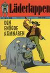Cover for Läderlappen (Williams Förlags AB, 1969 series) #9/1970