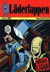Cover for Läderlappen (Williams Förlags AB, 1969 series) #1/1972