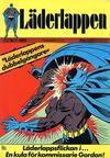 Cover for Läderlappen (Williams Förlags AB, 1969 series) #7/1972