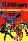 Cover for Läderlappen (Williams Förlags AB, 1969 series) #8/1972