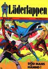 Cover for Läderlappen (Williams Förlags AB, 1969 series) #9/1972