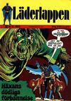 Cover for Läderlappen (Williams Förlags AB, 1969 series) #11/1972
