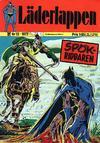 Cover for Läderlappen (Williams Förlags AB, 1969 series) #12/1972