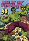 Cover for Hulk album (Atlantic Förlags AB, 1979 series) #[3] Amerikas TV-sensation