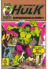 Cover for Hulk album (Atlantic Förlags AB, 1979 series) #4