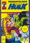 Cover for Hulk album (Atlantic Förlags AB, 1979 series) #[5] Presentalbum